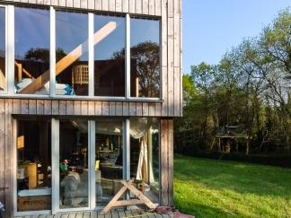 AA41, Favé Alexandre Architecte, maison atelier, Crac'h, 56