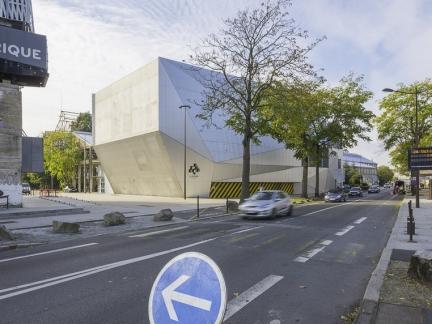 Tétrarc, la fabrique, Nantes