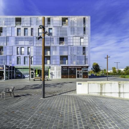 Block, Guinée Potin, ZAC de Bottière Chénaie