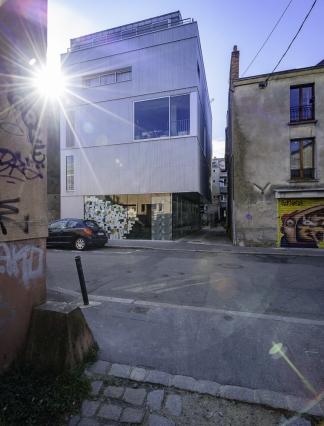 Barré Lambot, Paradise, galerie d'art, Nantes