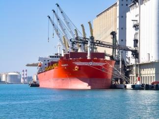 20110811 – portfolio # au travail : port de Barcelone