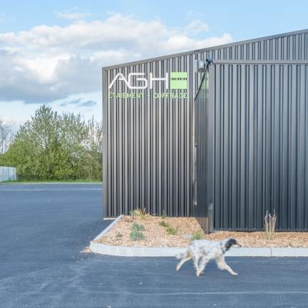 ©INTERVALphoto photographe d'architecture : FAVRY Anne architecte, remaniement d'un atelier existant, Puceul