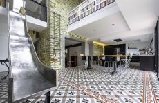 TANGUY Mickael architecte, maison Toboggan à Rennes (35)