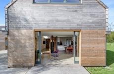 GRIGNOU & STEPHAN architectes, maison de vacances Combrit (29)