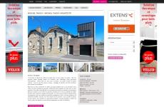 Architecture Maison A Vivre : MICKAEL TANGUY ARCHITECTE