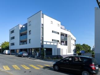O+P architectes, logements Chartres de Bretagne, 35.
