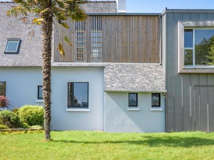 LAB architectes, maison individuelle, Loperhet, 29