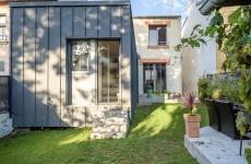LAB, architectes, maison individuelle, Brest