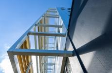 Performance Promotion, Groupe Jeulin, Groupe EUROSIC, Jean-François Golhen architecte, bâtiment Harmonic, Champs Blanc, Cesson-Sévigné (35)