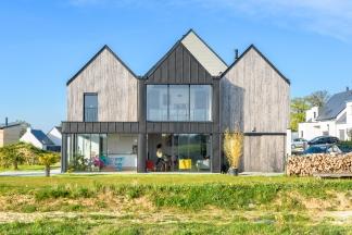 TANGUY Mickael architecte, maison individuelle à Melesse (35)