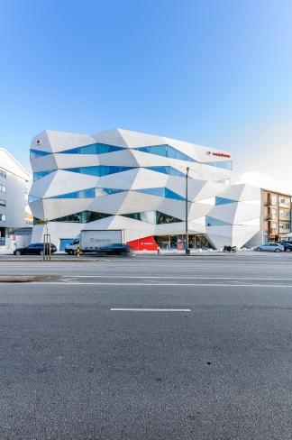 Barbosa Guimaraes, immeuble Vodafone, Porto