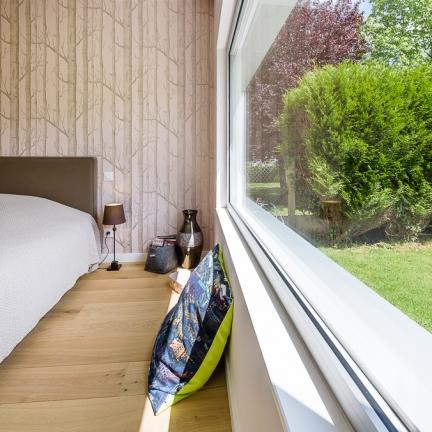 photographe d'industrie ©INTERVALphoto : Briand Renault Architectes, maison individuelle, Montgermont, 35.