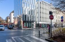 Bourdet-Rivasseau & Philippe Lamotte Architectes, Rennes (35) *déambulations* ©INTERVALphoto