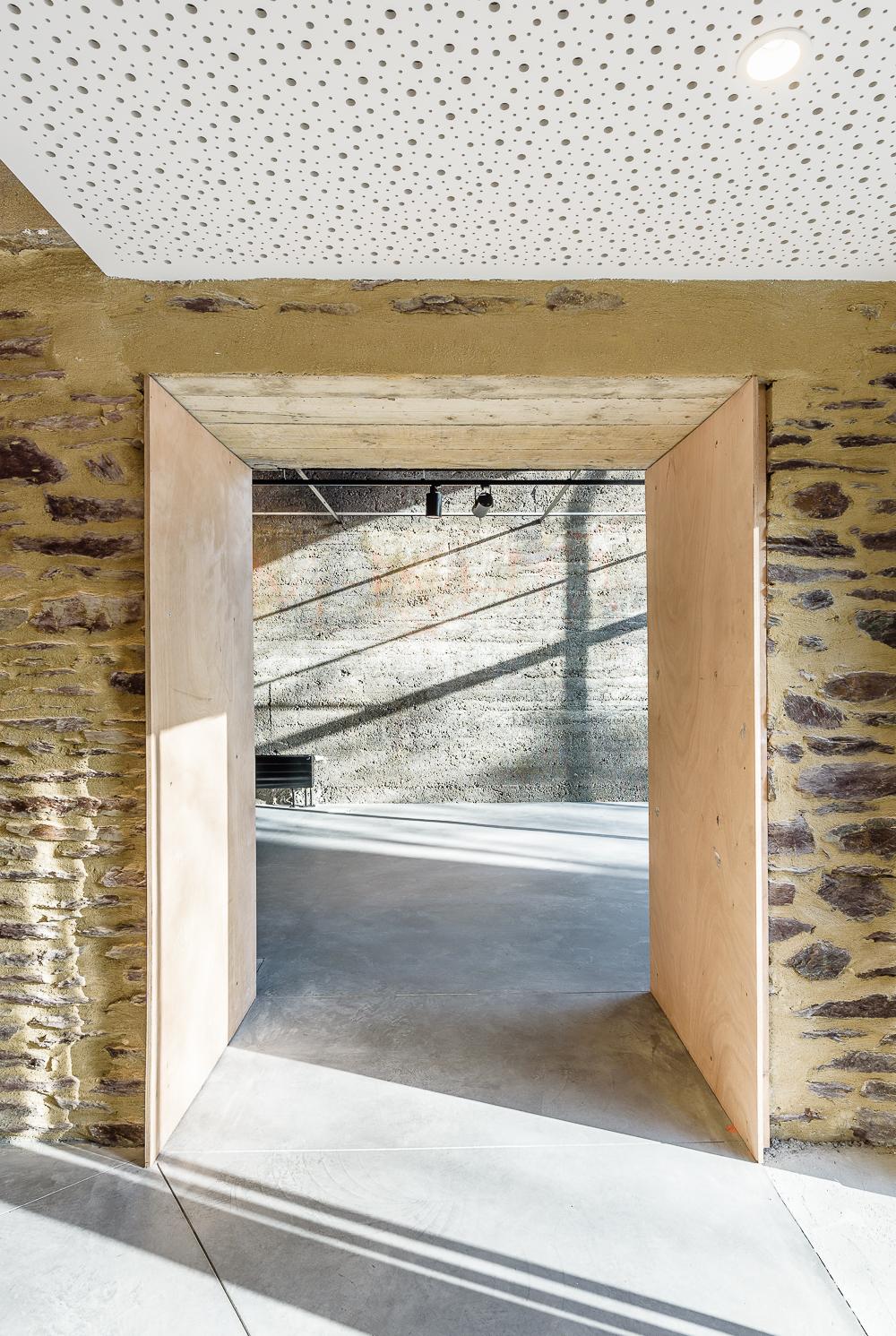 photographe d 39 architecture intervalphoto atelier l2 hall gp9 la courrouze rennes 35. Black Bedroom Furniture Sets. Home Design Ideas