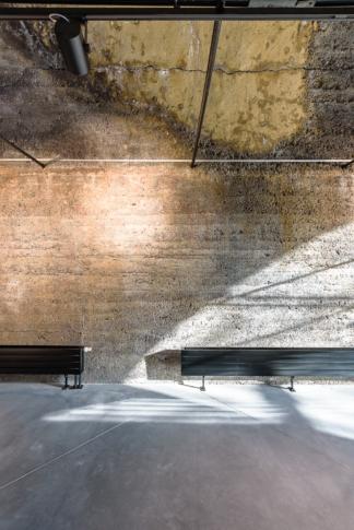 Atelier L2, Hall GP9, Maison du Projet, La Courrouze, Rennes(35)