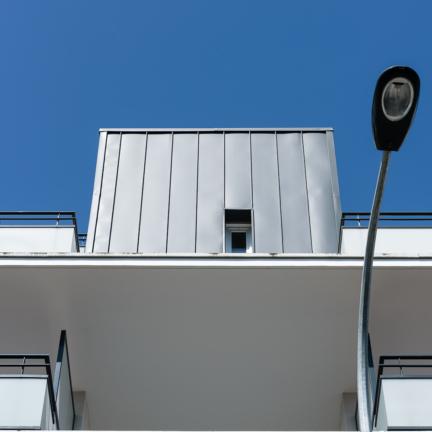 photographe d'architecture ©INTERVALphoto : PEROBA, Clenet Brosset architecte, Promo Ouest immobilier, Rennes (35)