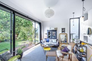 Briand & Renault Architectes, extension, maison individuelle T, Rennes(35)